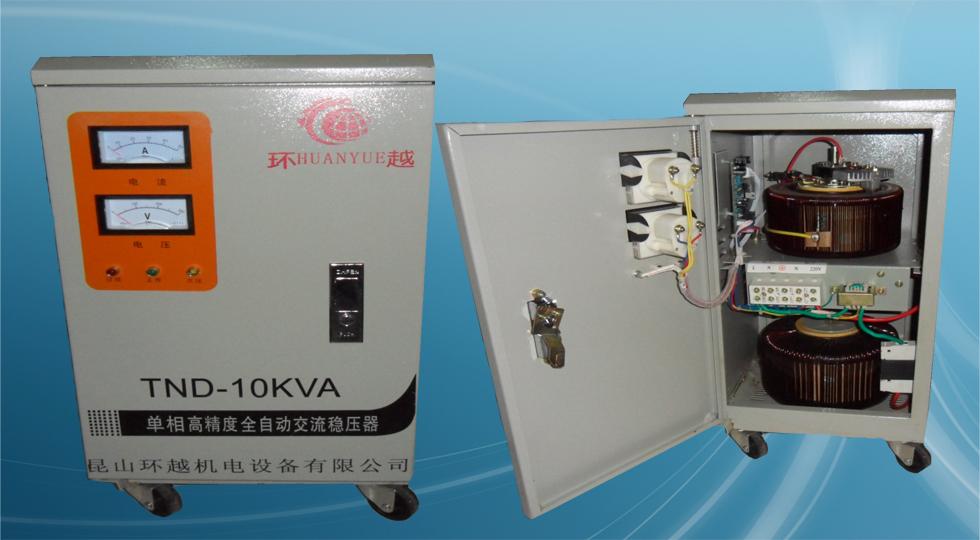 自动采样稳压器控制电路发出信号驱动伺服电机